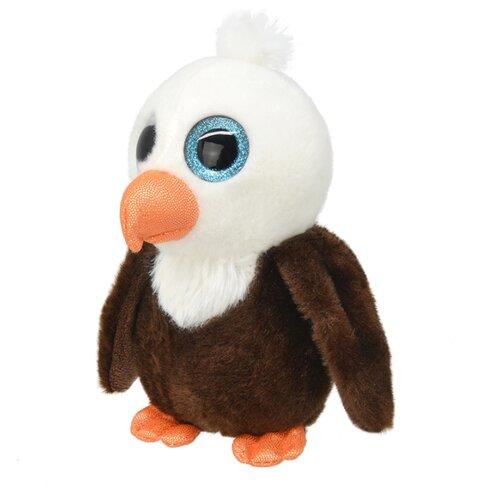 Мягкая игрушка Wild Planet Орел 25 см овечка 20 см wild planet