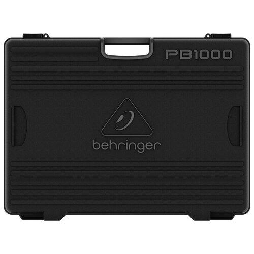 BEHRINGER педалборд PB1000 behringer x32