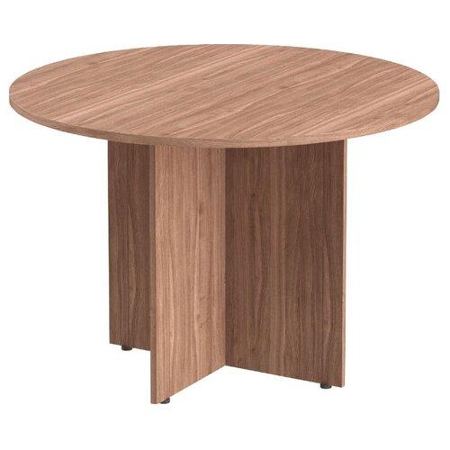 Стол для переговоров Skyland Imago ПРГ-1, d: 110 см, ясень шимо