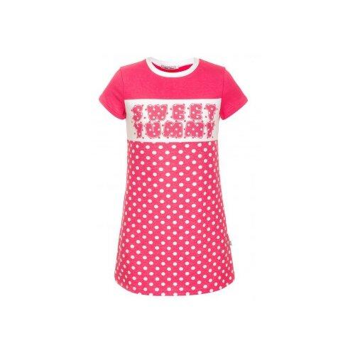 Платье Nota Bene размер 134, розовый