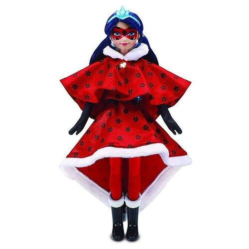Купить Кукла Bandai LadyBug & Cat Noir, Ice Lady Bug, 26 см, 39820, Куклы и пупсы