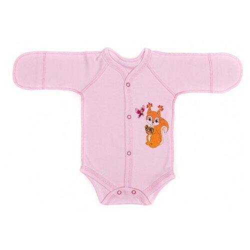 Купить Боди Babyglory размер 62, розовый