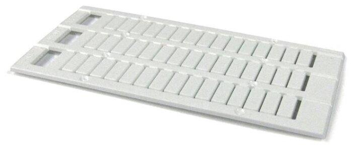 Маркировка для клеммной колодки/ клеммного блока ABB 1SNK168152R0000