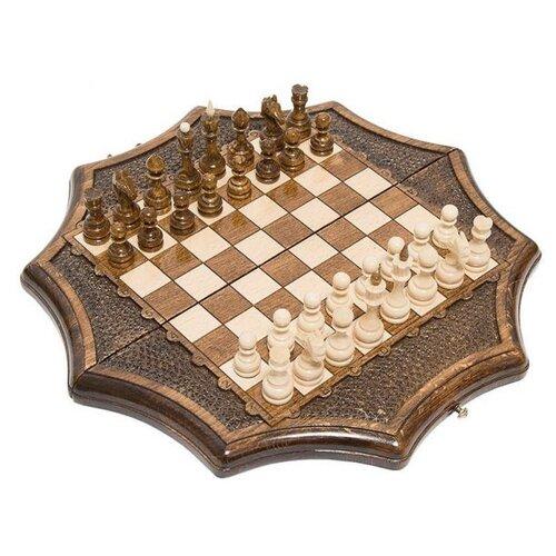 Ohanyan Шахматы резные Декагон