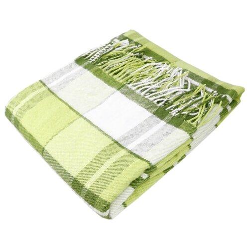 цена на Плед ARLONI Эдинбург 140 х 200 см, светло-зеленый