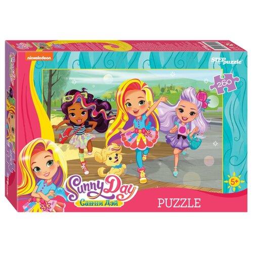 Мозаика puzzle 260 Sunny Day (Никелодеон)