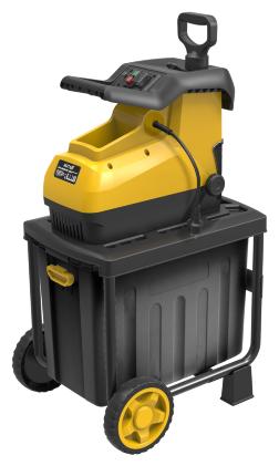 Измельчитель электрический Huter ESH-2800 PRO 2.8 кВт