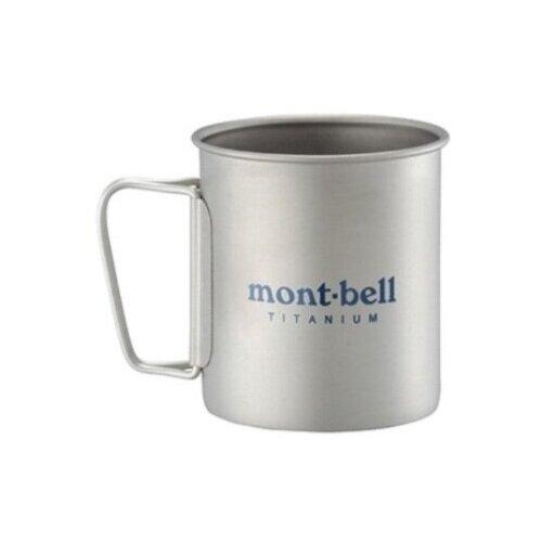 MontBell кружка складные ручки Titanium Cup 450мл