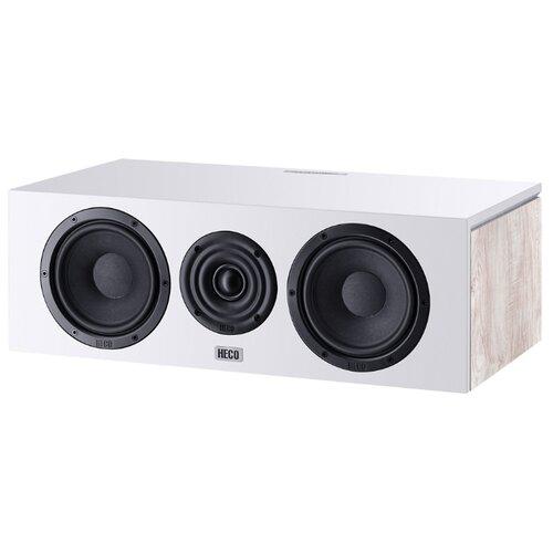 Полочная акустическая система HECO Aurora Center 30 ivory white