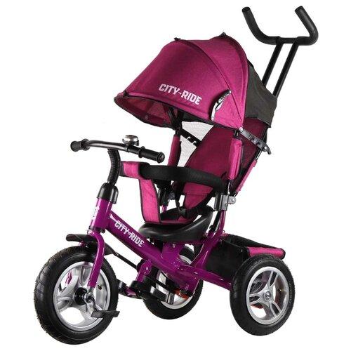 цена на Трехколесный велосипед CITY-RIDE CR-B3-04 12/10 розовый