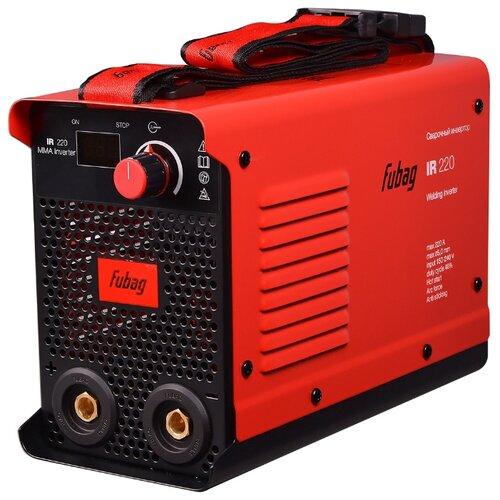 Сварочный аппарат Fubag IR 220 31404 (MMA) сварочный аппарат fubag ir 220 31404 mma
