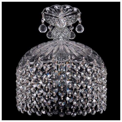Светильник Bohemia Ivele Crystal 7715/22/1 Ni R, E14, 40 Вт