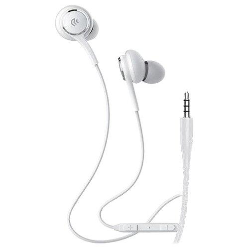 Фото - Наушники Devia Smart Series Wired Earphone white devia cookee bluetooth earphone black 25923