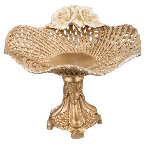 Lanzarin Ceramiche Фруктовница 697-054 34 см золотой lanzarin page 3
