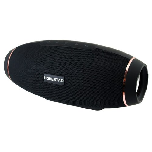 Портативная акустика Hopestar H20 черный