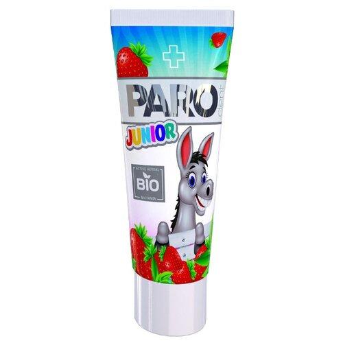Купить Зубная паста Paro Junior 3-11 лет, 50 мл, Гигиена полости рта