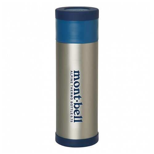MontBell термос Alpine Thermo Bottle 0.75L STNLS
