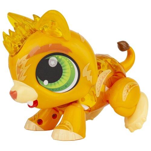 Купить Интерактивная игрушка робот 1 TOY Робо Лайф Львенок оранжевый, Роботы и трансформеры