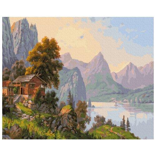 Купить Картина по номерам Molly 40х50 см Прищепа. Уютный уголок, Картины по номерам и контурам