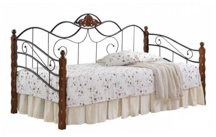 Кровать TETCHAIR CANZONA 90х200 см (с основанием)