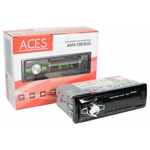 Автомагнитола ACES AVH-1903UG aces abroad