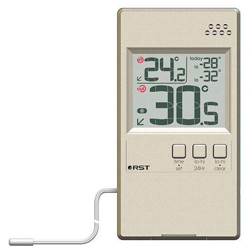 Термометр Rst 01592 выносной термометр rst rst 02711