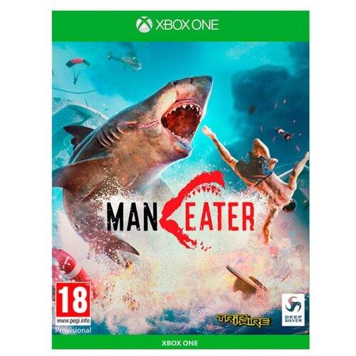Купить Игра для Xbox ONE Maneater Day One Edition, Deep Silver