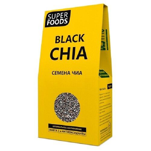 Компас Здоровья Семена Чиа Black картонная коробка 150 г.