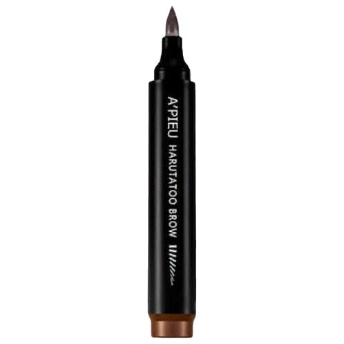 A'PIEU карандаш Harutatoo Brow, оттенок medium brown relouis карандаш brow wow оттенок 03 medium brown