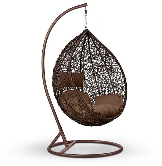 Подвесное кресло-кокон Афина-Мебель AFM-168A-XL