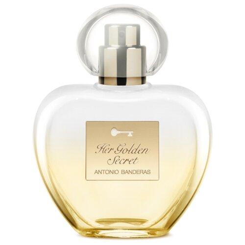 Купить Туалетная вода Antonio Banderas Her Golden Secret, 50 мл