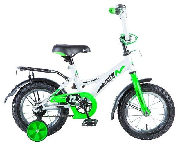 Детский велосипед Novatrack Strike 12 (2018)