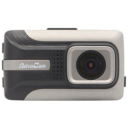 Видеорегистратор AdvoCam A101 черный/серый