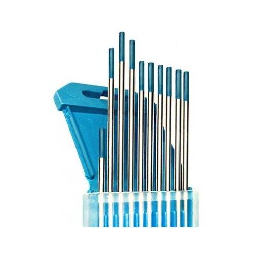 Электроды для аргонодуговой сварки Кедр WY-20-175 3.2мм кедр электрод вольфрамовый wl 20 175 10 шт 3 2 мм синий ac dc 7340006