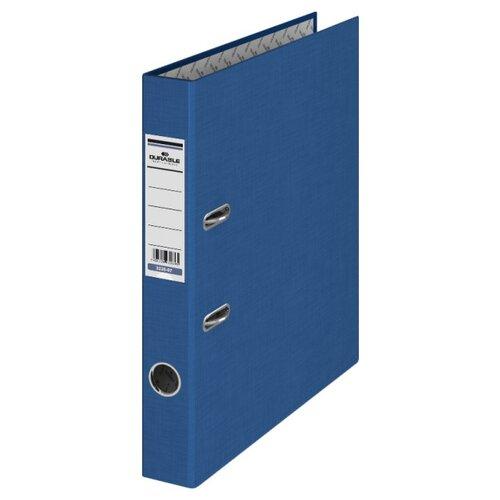 Купить DURABLE Папка-регистратор A4, бумвинил, 50 мм синий, Файлы и папки