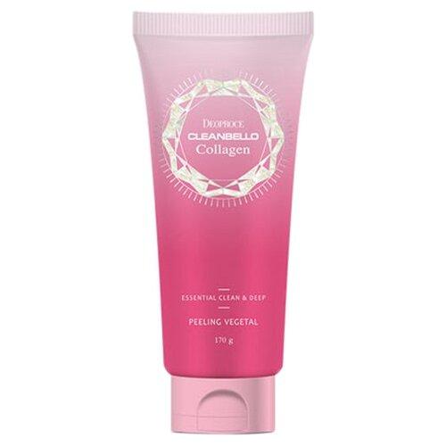 Купить Deoproce гель-пилинг для лица Cleanbello Collagen Essential Clean & Deep Peeling Vegetal 170 г