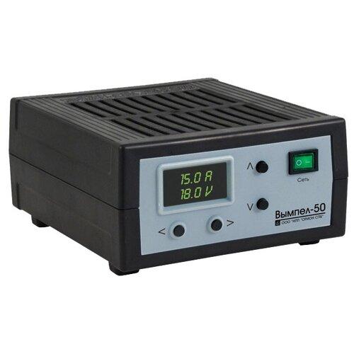 Зарядное устройство Вымпел 50 черный зарядное