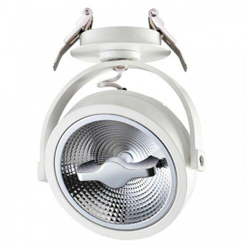 Встраиваемый светильник Novotech Snail 357565 встраиваемый светильник novotech snail 357568