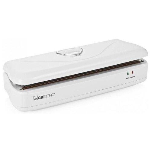Вакуумный упаковщик Clatronic FS 3261 белый