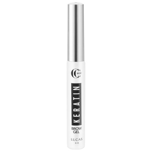 CC Brow Гель для бровей Keratin Brow Gel с кератином