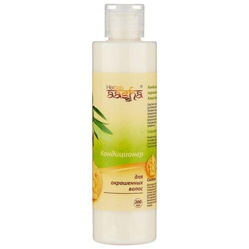 Aasha Herbals кондиционер для окрашенных волос, 200 мл тоник для лица aasha herbals aasha herbals aa003lwenjz5