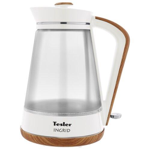 Фото - Чайник Tesler INGRID KT-1750, white чайник tesler kt 1755 red