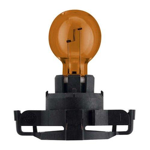 Фото - Лампа автомобильная накаливания Philips Vision 12190NAC1 PY24W 12V 24W 1 шт. лампа накаливания philips h27w 1 12v 27w 1шт 12059c1