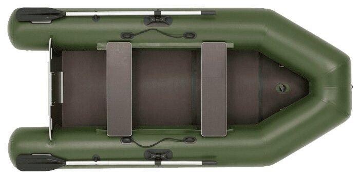 Надувная лодка Фрегат 280 EK — купить по выгодной цене на Яндекс.Маркете