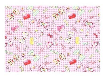 Ткань PePPY NICO NICO LAND для пэчворка фасовка 100 x 110 см 200 г/кв.м 40703 20