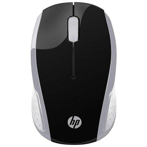Мышь HP 200 2HU84AA Silver-Black USB серебристо-черный мышь беспроводная hp 200 silk золотистый чёрный usb 2hu83aa