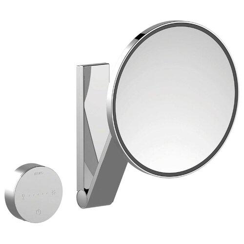 Зеркало косметическое настенное KEUCO iLook_ move (17612019002) с подсветкой хром