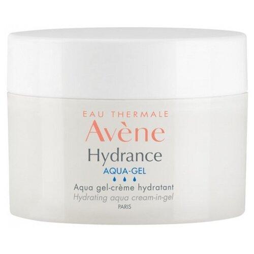 AVENE Hydrance Aqua-Gel Аква-гель для лица и шеи, 50 мл крем для лица avene hydrance
