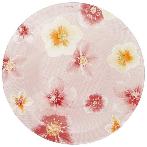 Luminarc Тарелка суповая Poeme Rose 23 см N6105 розовый тарелка суповая luminarc every day 22 см