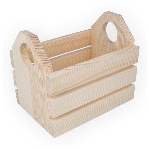 Купить Mr. Carving Заготовка для декорирования Ящик кухонный ПР-26 бежевый, Декоративные элементы и материалы